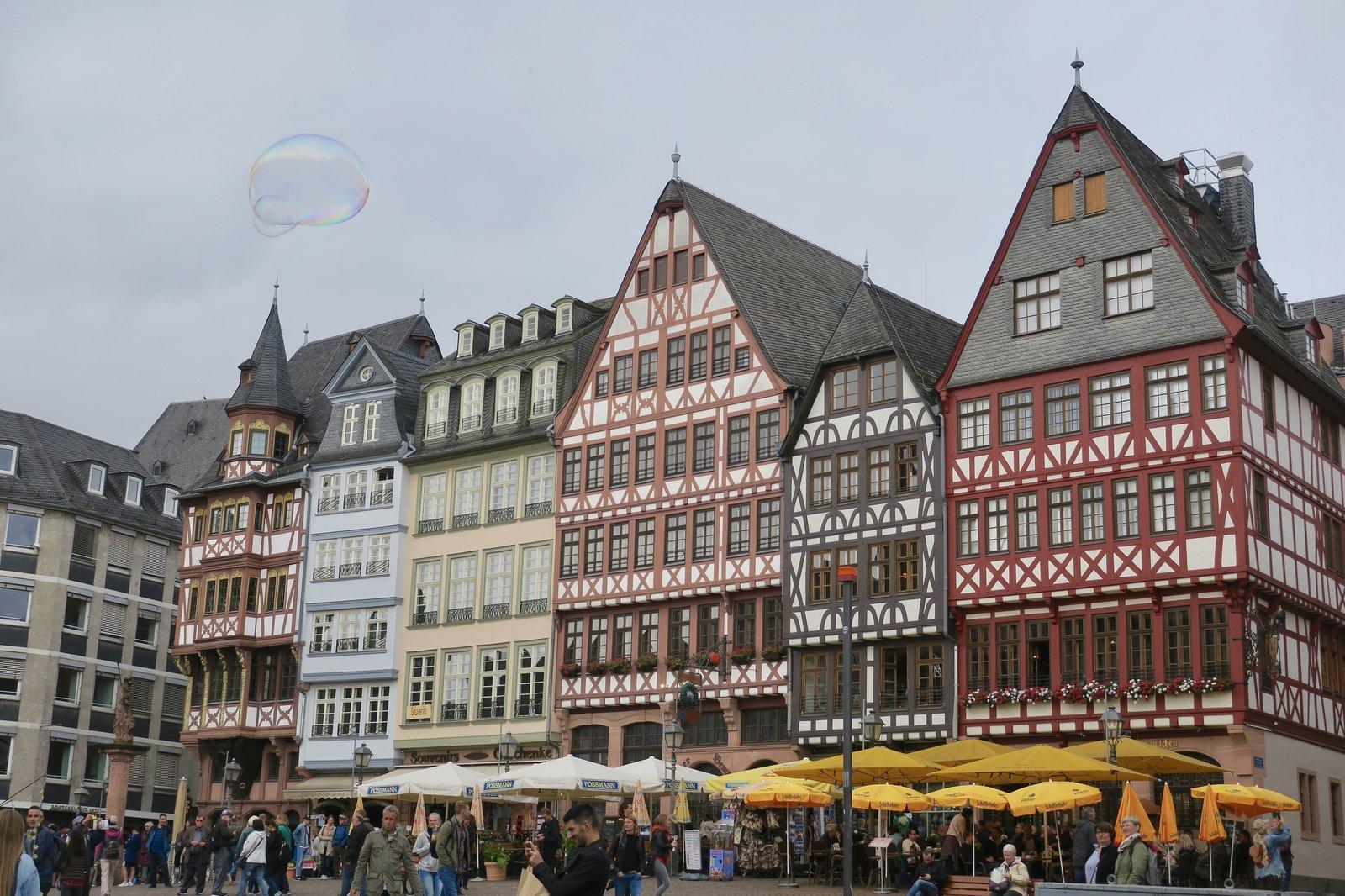 Frankfurt Stadtführung