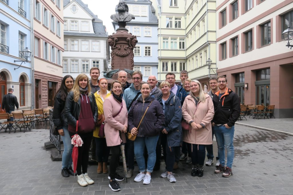 Stadtführung Frankfurt Altstadt
